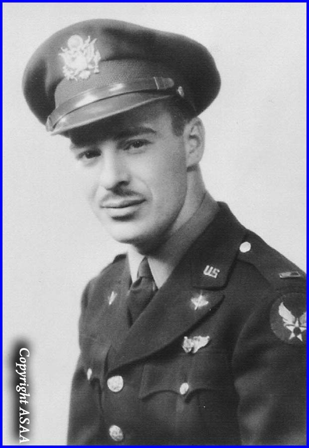 2nd Lt. Paul R. PACKER